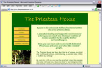 The Priestess House